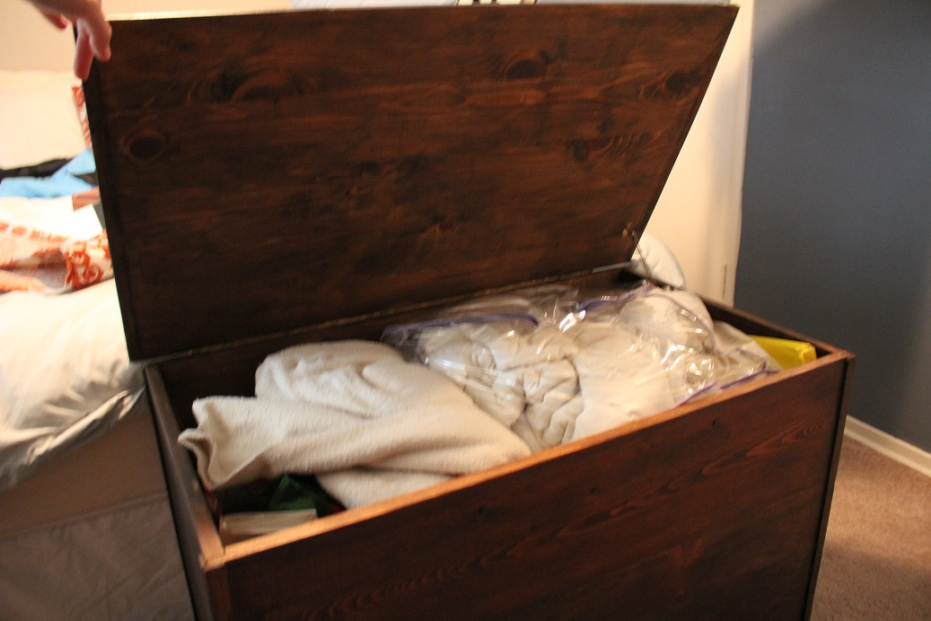 Open Hope Chest